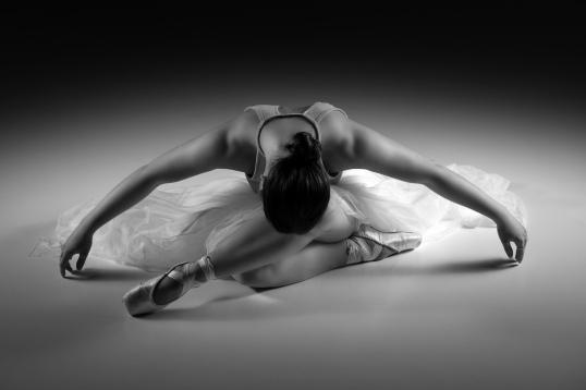 ballet fotograf