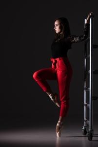ballet fotografering haderlsev i
