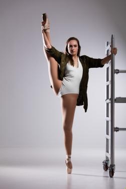 ballet model fotograf