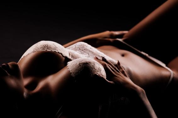 boudoir fotografering