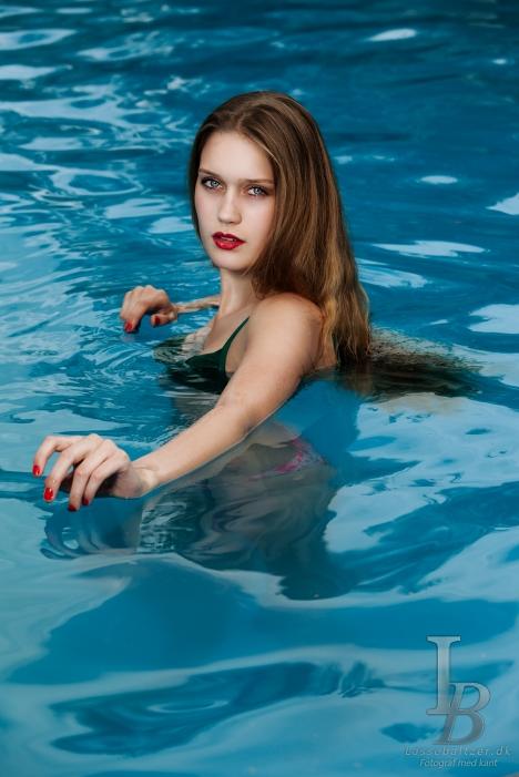 fotoshoot swimming pool sønderjylland