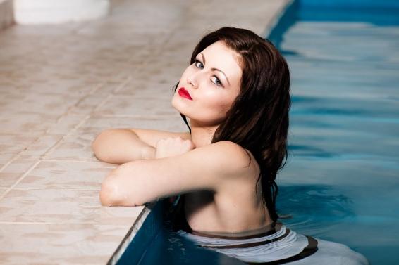 swimmingpool asbølhus model