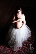 tylkjole til gravide fotografering