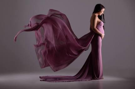 graviditetsbillede i studie